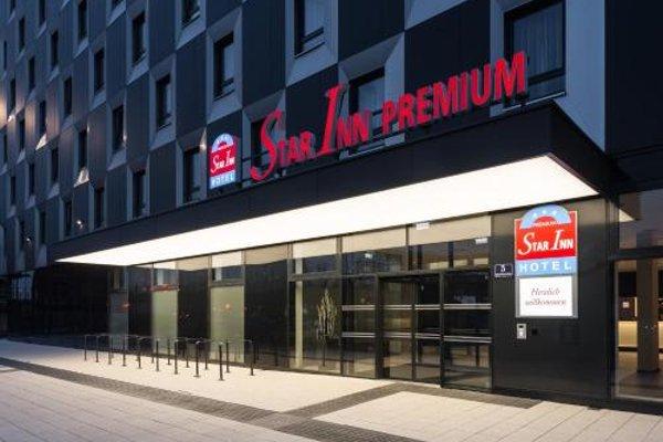 Star Inn Hotel Premium Wien Hauptbahnhof, by Quality - фото 23