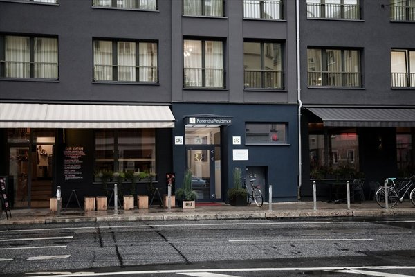Апартаменты Rosenthal Residence - фото 22