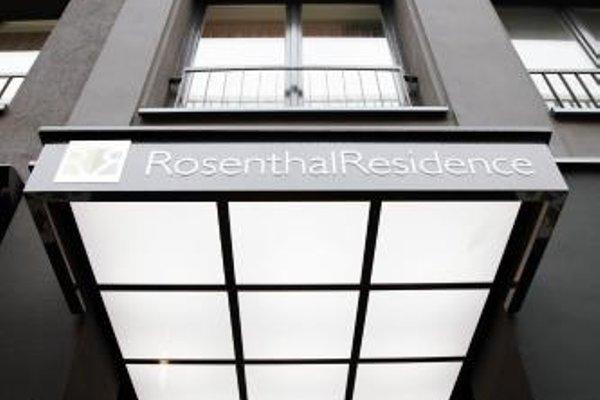 Апартаменты Rosenthal Residence - фото 23
