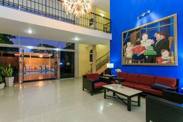 Koox Siglo 21 Corporate Aparthotel - фото 5