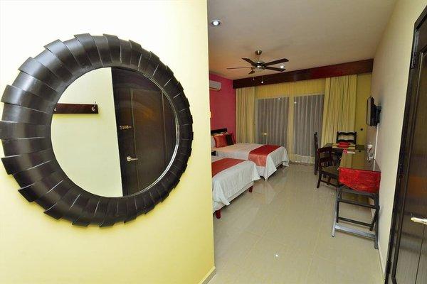 Koox Siglo 21 Corporate Aparthotel - фото 9