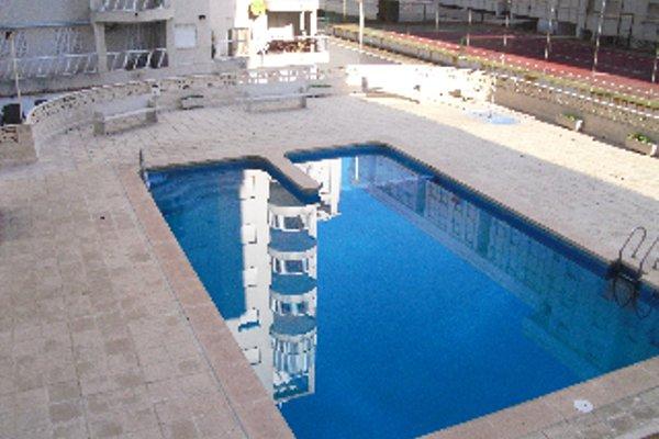 Apartment Gandia Playa 3000 - фото 17