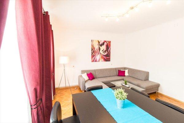 CheckVienna - Apartment Veitingergasse - фото 11