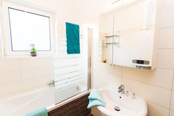 CheckVienna - Apartment Veitingergasse - фото 12