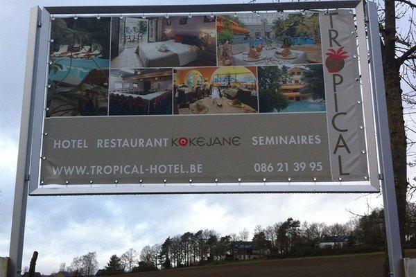 Hotel Tropical - фото 14