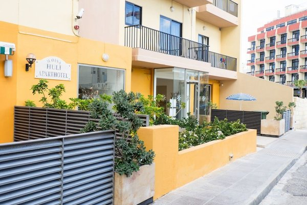 Huli Hotel & Apartments - 22