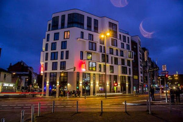 Stay! Hotel Boardinghouse - фото 23