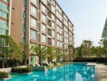 อพาร์ทเมนท์ Baan Peang Ploen A712 By Huahin Holiday Condo
