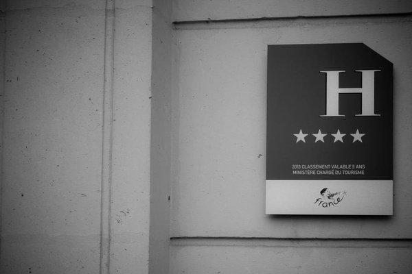 Hotel de Berny - фото 14