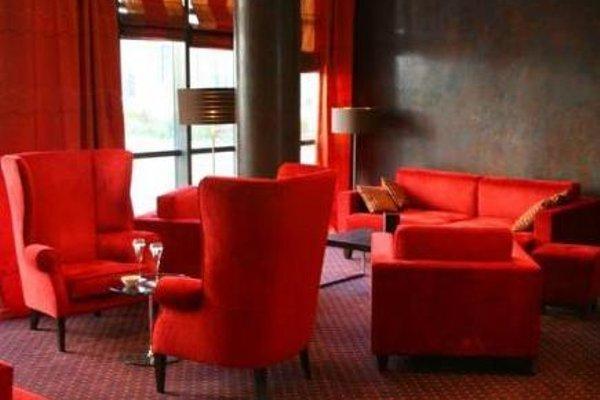 Hotel de Berny - фото 5