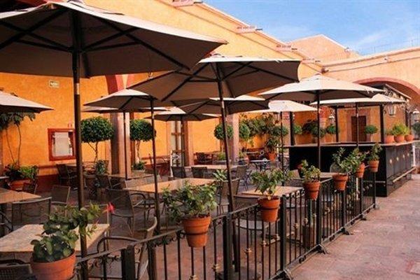 Hotel Quinta Santiago - 12