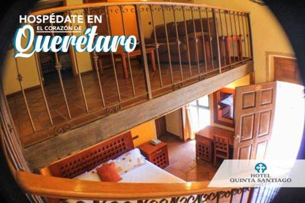 Hotel Quinta Santiago - 15