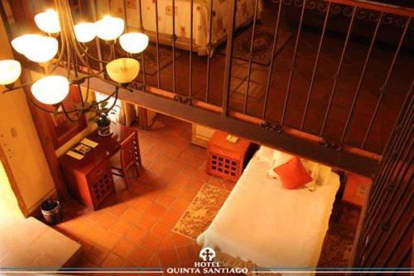 Hotel Quinta Santiago - 16