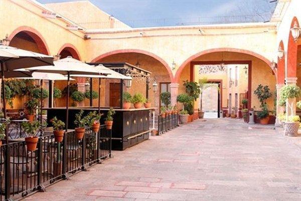 Hotel Quinta Santiago - 19