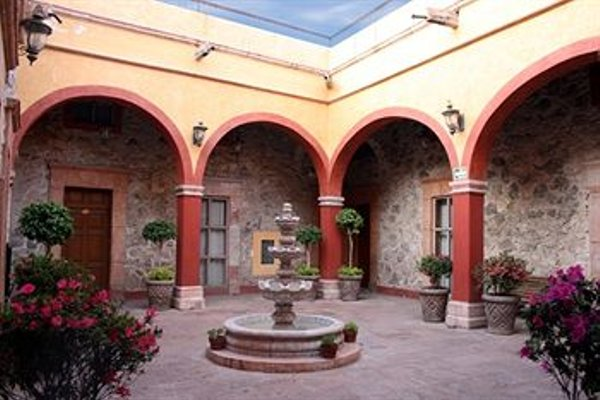 Hotel Quinta Santiago - 21