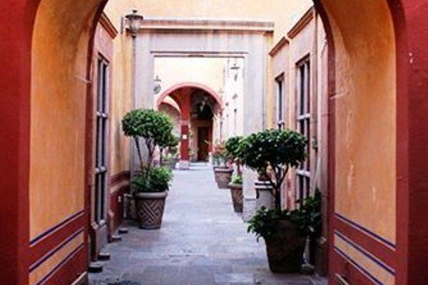 Hotel Quinta Santiago - 22