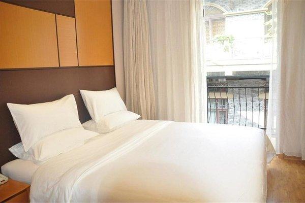 JI Hotel Chengdu New Exhibition Centre - фото 49