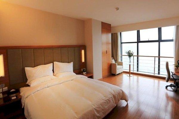 JI Hotel Chengdu New Exhibition Centre - фото 3