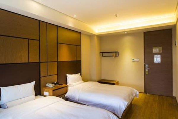 JI Hotel Chengdu New Exhibition Centre - фото 5