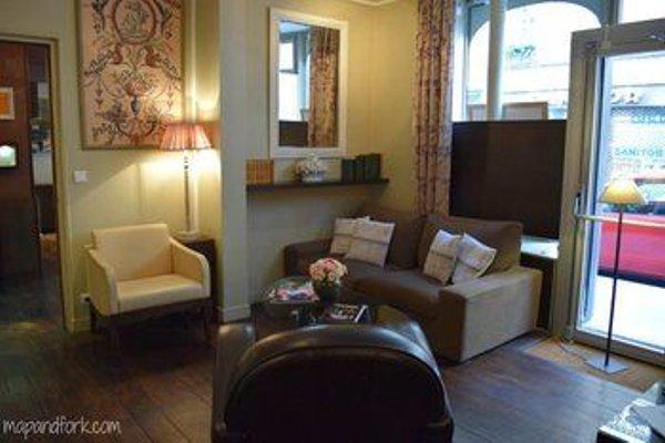 Hotel de Sevres - фото 10