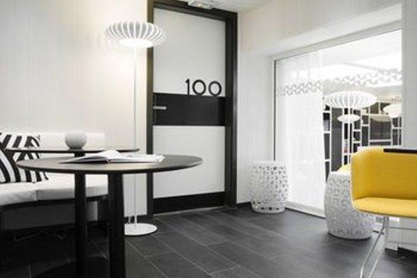 Hotel Ekta Champs Elysees - 11