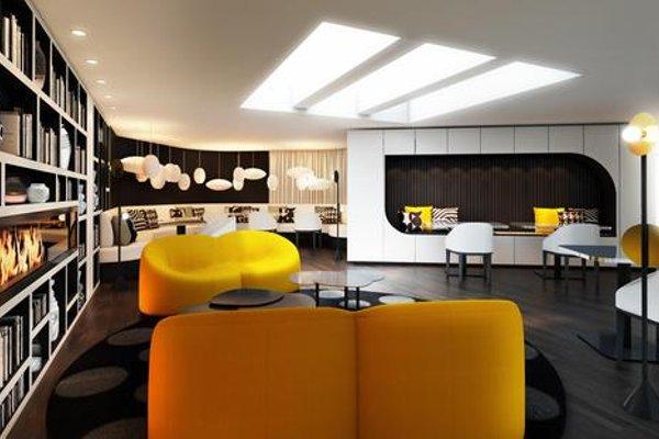 Hotel Ekta Champs Elysees - 15