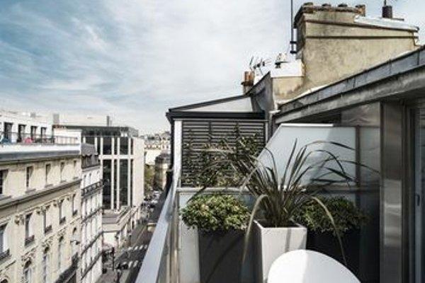Hotel Ekta Champs Elysees - 21
