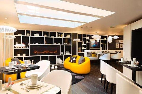 Hotel Ekta Champs Elysees - 5