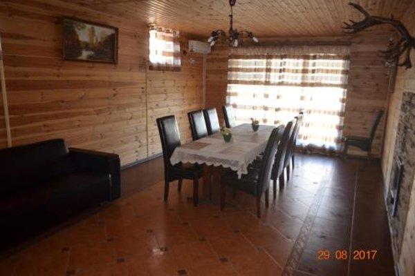 Дом для отдыха в Клейниках - фото 11