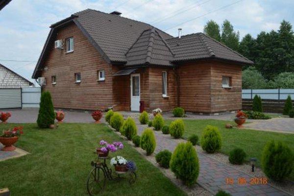 Дом для отдыха в Клейниках - фото 7