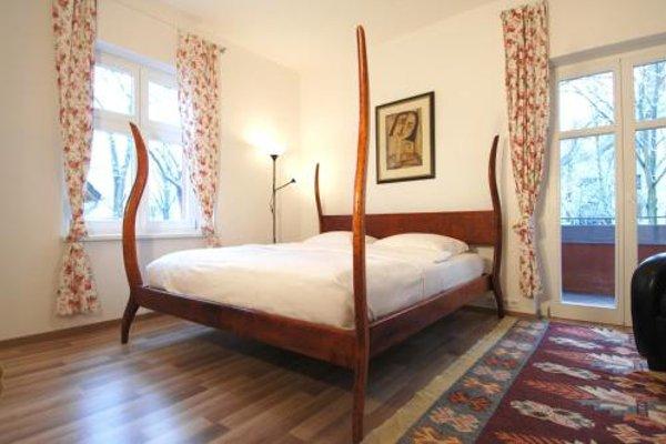Apartement in Stadtvilla - фото 14