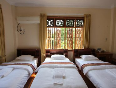 Guesthouse Bamboo Place Yangon