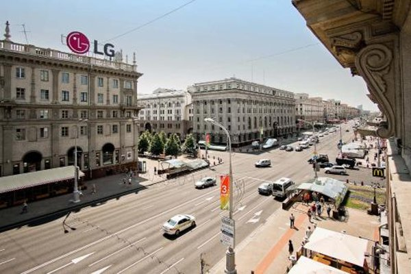 Apartments Minsk Centre on Nezavisimosti - фото 11