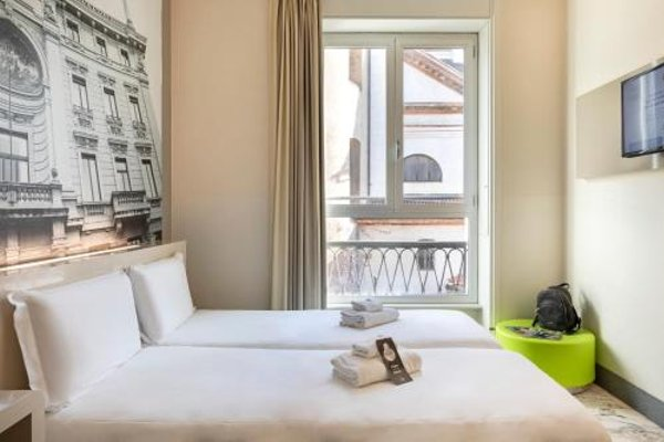 B&B Hotel Milano Sant'Ambrogio - фото 15