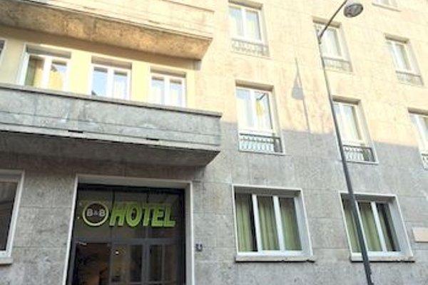 B&B Hotel Milano Sant'Ambrogio - фото 23