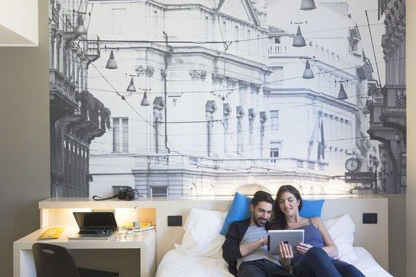 B&B Hotel Milano Sant'Ambrogio - фото 3