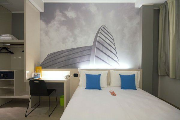 B&B Hotel Milano Sant'Ambrogio - фото 5