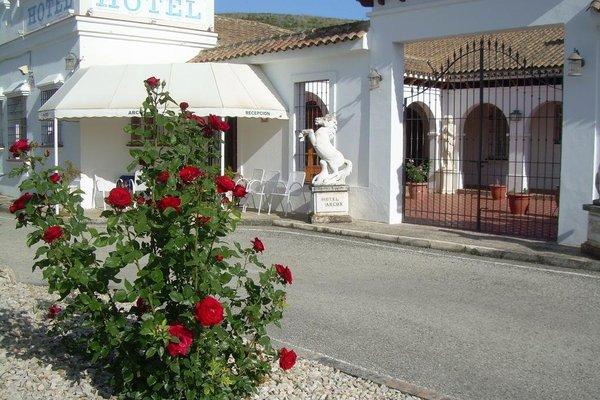 Hotel Arcos Rosalejo-Coruna - 20
