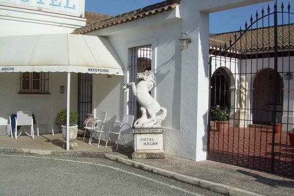 Hotel Arcos Rosalejo-Coruna - 21
