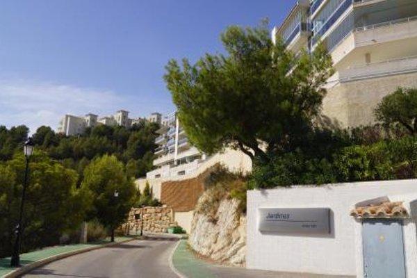 Апартаменты La Bohemia Altea Hills - фото 8