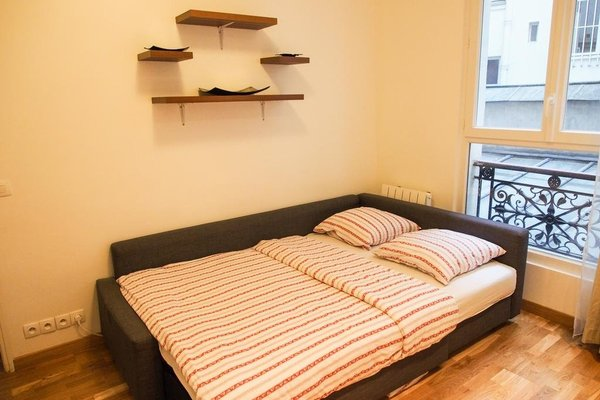 Appartement Petits Champs - 12