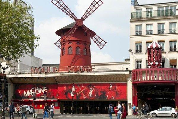 Les Toits de Montmartre - 4