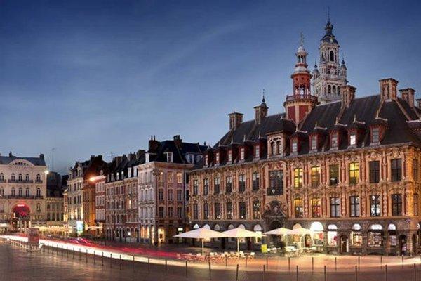 Zen Appart I Vieux Lille - фото 15