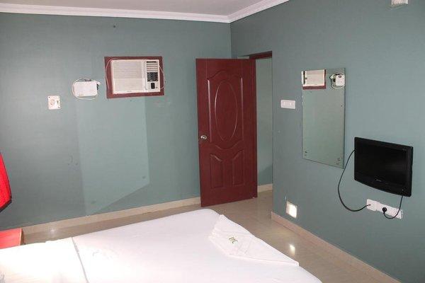 Aqua Green Hotel And Resort - Puzhal Lake - 16