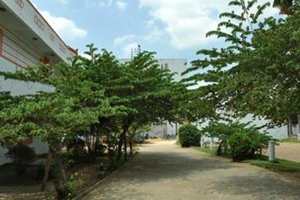Aqua Green Hotel And Resort - Puzhal Lake - 23