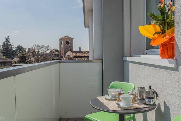 Santa Sofia Apartments - фото 16
