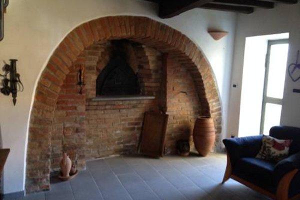 Altes Backhaus in Maranzana - 13