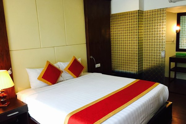 Champa Garden Hotel - фото 50
