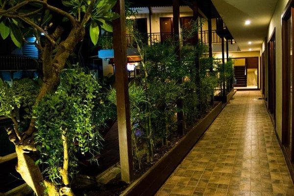 Champa Garden Hotel - фото 14