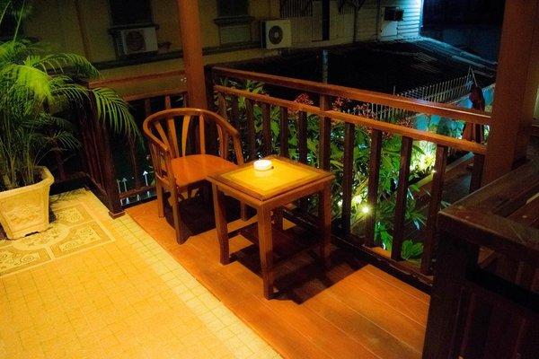 Champa Garden Hotel - фото 15